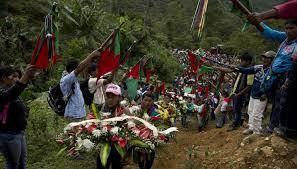 Nueva muerte enluta a indígenas del Cauca
