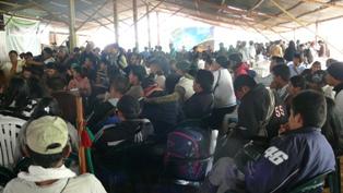 Momentos importantes de la cumbre del Abya Yala