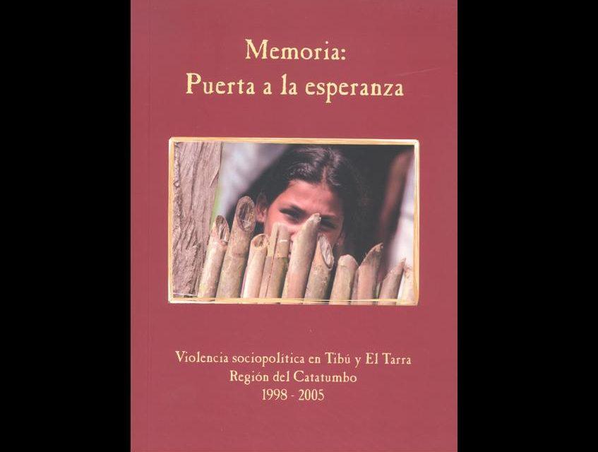 Memoria: Puerta a la Esperanza