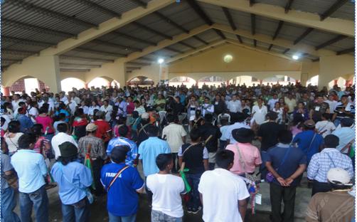 Audiencia por la verdad en el Putumayo. Quince años de ignominia
