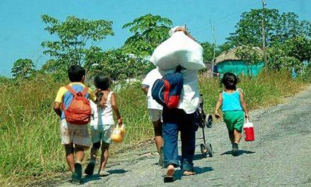 Familias del Sur de Bolívar empiezan a recuperar sus tierras