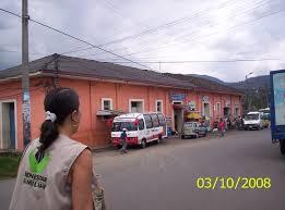 Caravana por la vida en Cajibío