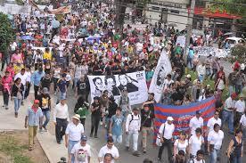 Carta al gobierno colombiano sobre situación de los campesinos de Playa Rica Municipio de El Tambo Cauca