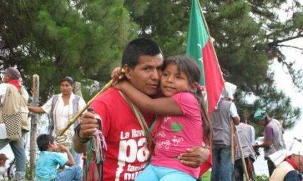 Indígenas del Cauca: a parar la Guerra