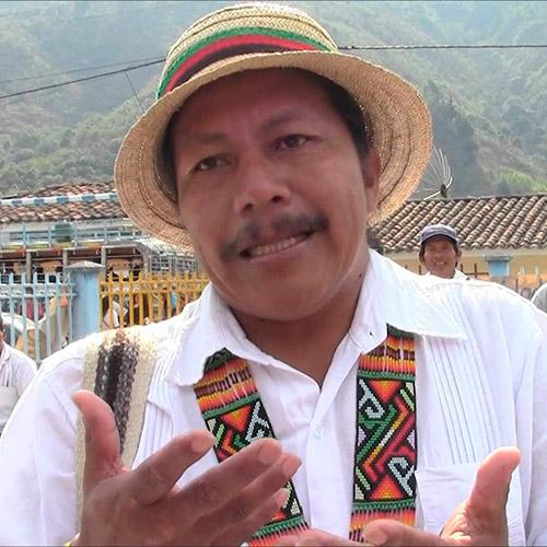 Levantémonos frente a la injusticia  y la persecución política al compañero Feliciano Valencia