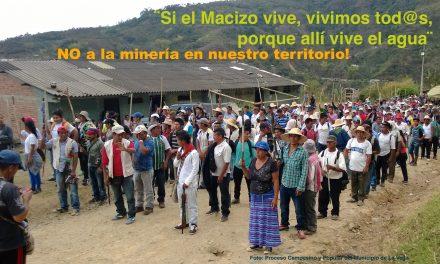 II Asamblea del Movimiento Social del Macizo Colombiano