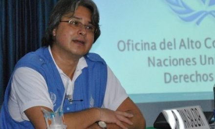 Christian Salazar Volkmann: Balance DDHH Colombia 2011