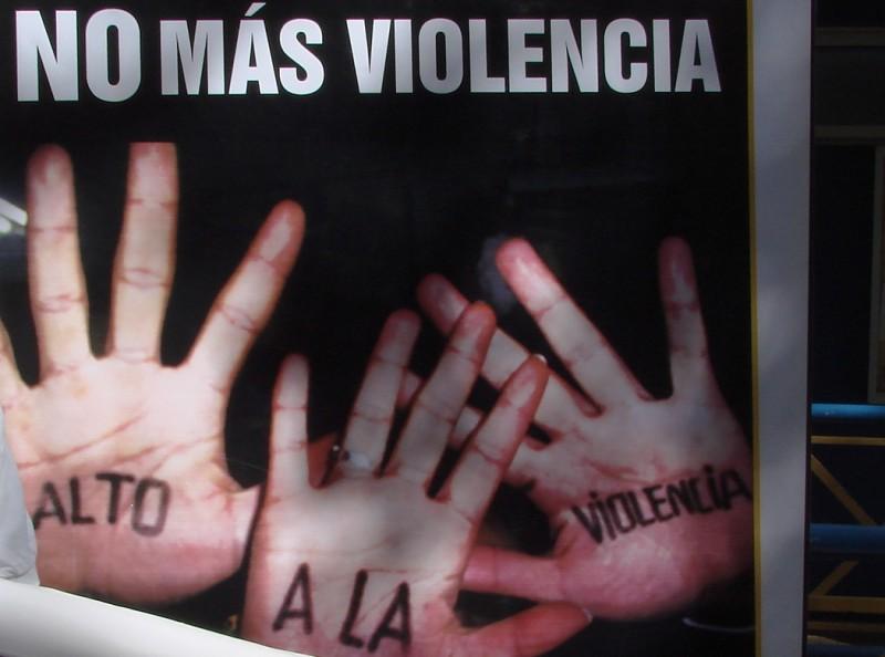 No más violencia contra los Defensores de Derechos Humanos
