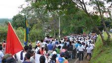 El Cauca se movilizó por la Paz