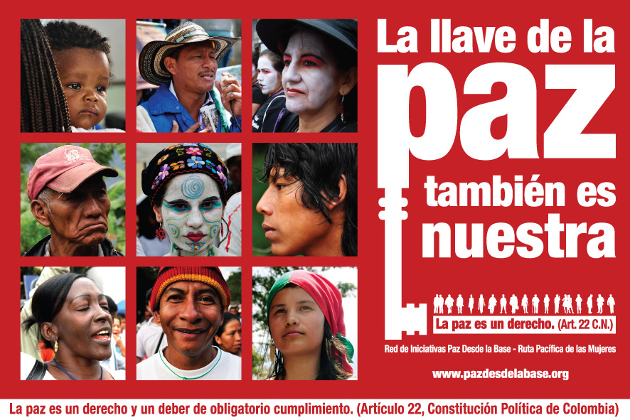 Terminar la guerra para hacer un nuevo país: una tarea de Colombia entera