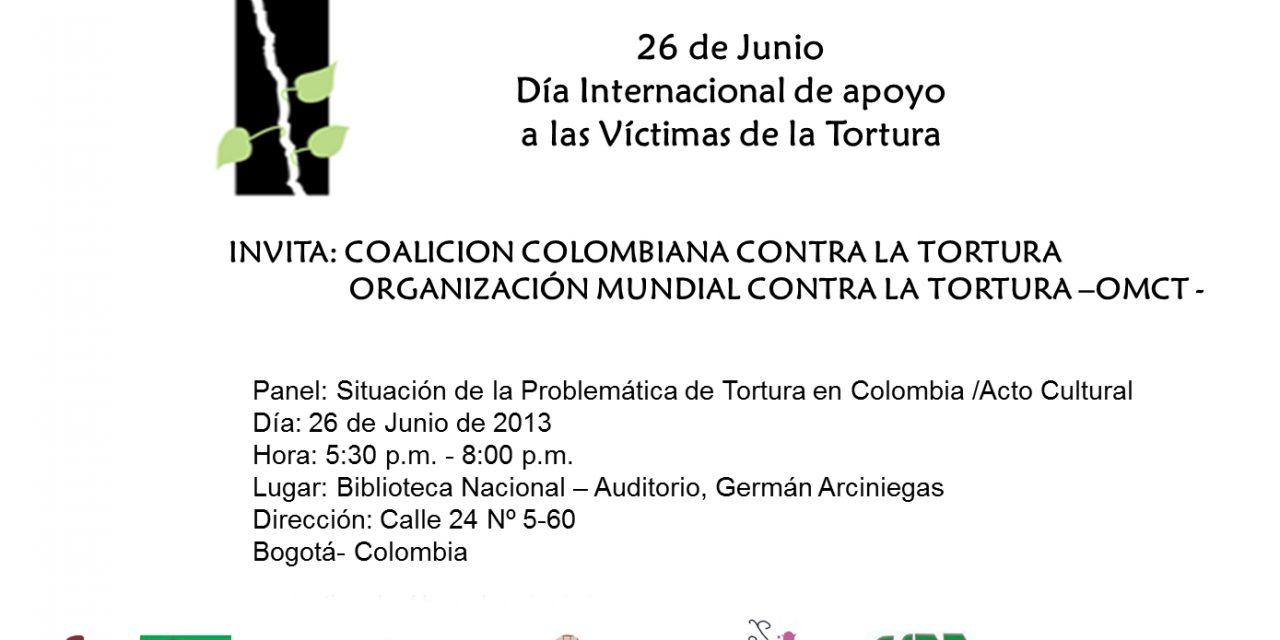 Misión Internacional visita a Colombia para evaluarla