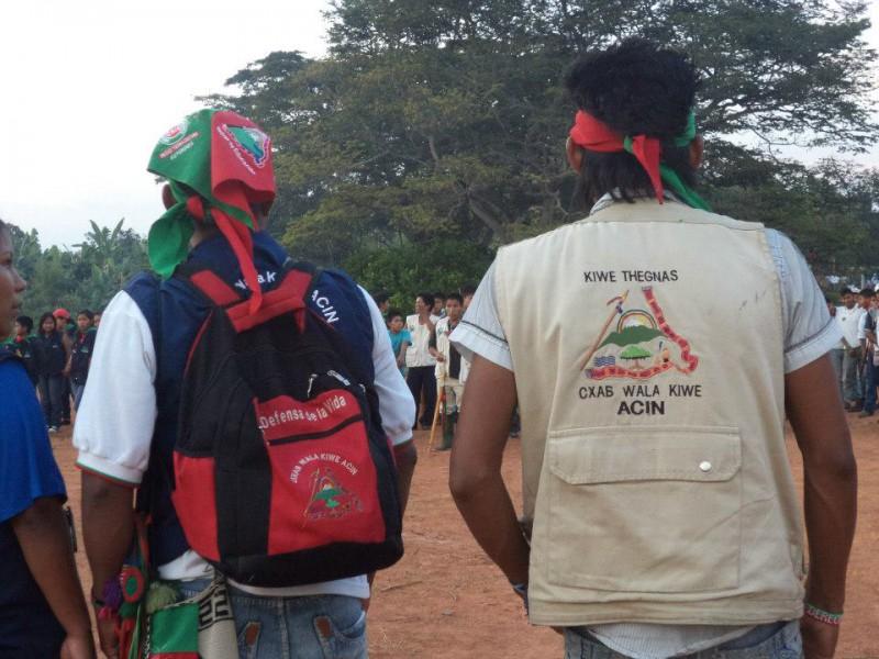 Minga en rechazo a los TLC y en defensa del territorio y el agro colombiano