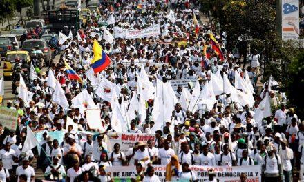 Jornada nacional de protesta y paros indefinidos