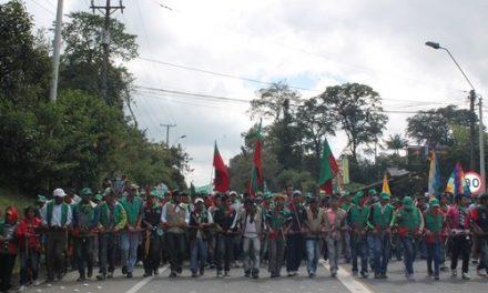 Minga Comunitaria en Defensa de la Dignidad y la Vida, Derogación Inmediata de los TLCs
