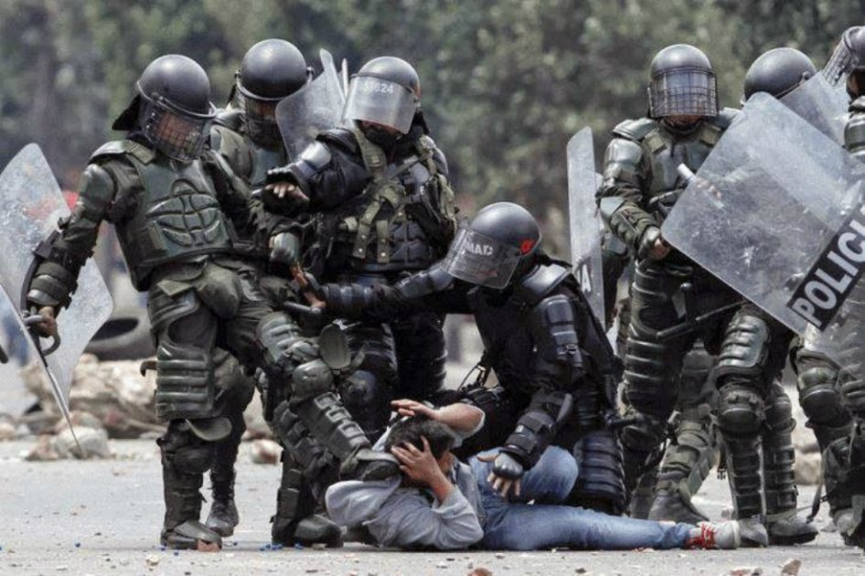 Acción urgente: La fuerza pública ataca de manera violenta a los indígenas del Cauca