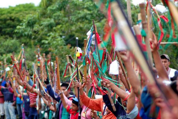 Onic, organizaciones sociales y afros hacen llamado a movilización nacional