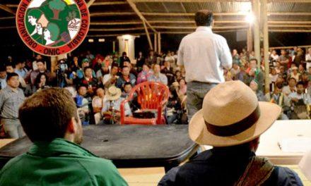 Acuerdos entre el gobierno indígena de la ONIC y el gobierno nacional