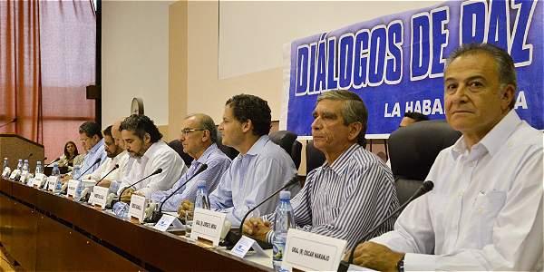 Comunicado conjunto del acuerdo parcial sobre participación política