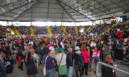 Caminando la Cumbre Agraria: campesina étnica y popular