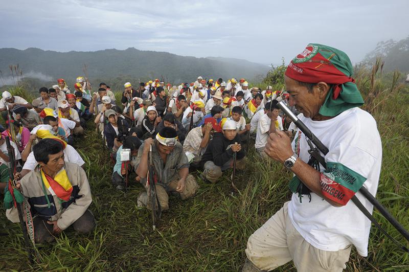 La concertación entre el pueblo indígena Awá y el gobierno nacional, departamental y local no logró su cometido