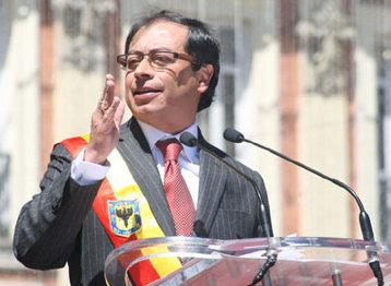 Representación del Alcalde Gustavo Petro ante el Sistema Interamericano asumida por ONG de derechos humanos