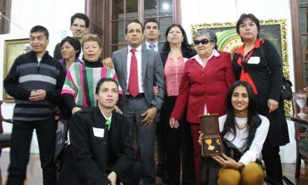 Orden Caballero: reconocimiento al  Movimiento Social Araucano