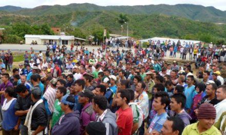 El Catatumbo en alerta por nuevas amenazas en el municipio el Tarra