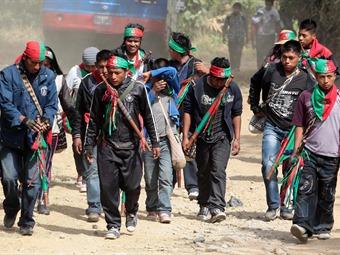 Naciones Unidas urge a las FARC-EP a respetar pueblos indígenas en Colombia