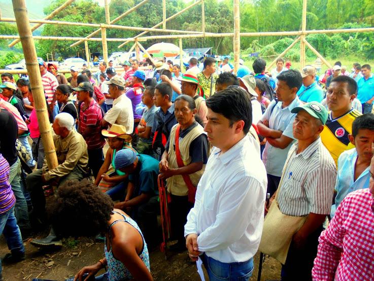 Pronunciamiento de los Pueblos Indígenas