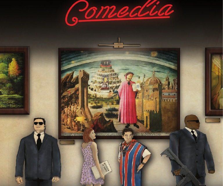 La divina comedia: Informe de agresiones 2014