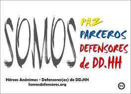 Un canto para persistir: Programa Somos Defensores