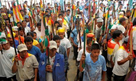 Indígenas Awá UNIPA y CAMAWARI