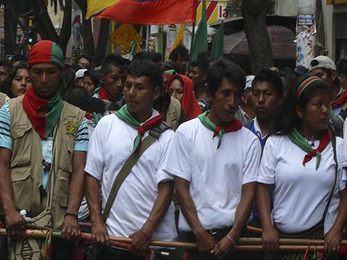 Consejo Regional Indígena del Cauca CRIC