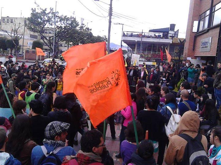 La aplicación correcta de la justicia en el caso de las quince personas detenidas por los atentados en Bogotá