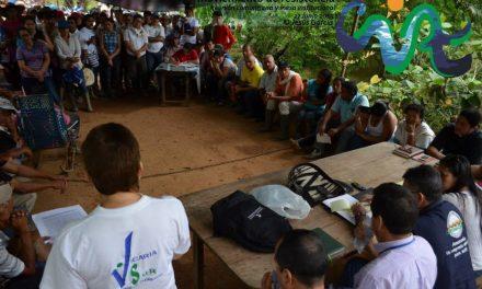 Valparaíso dice NO a entrada de multinacionales al Caquetá