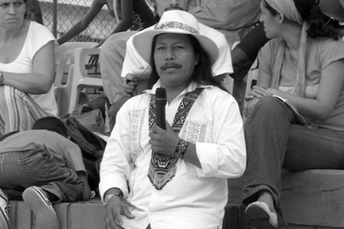 Comunicado Congreso de los Pueblos ante captura de Feliciano Valencia