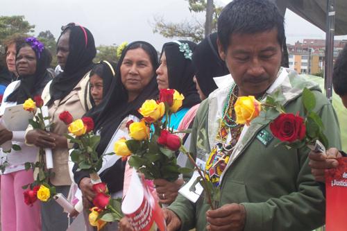 MINGA celebra acuerdo en el tema de desaparecidos