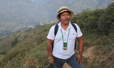 Putumayo exige liberación inmediata de líder indígena Feliciano Valencia
