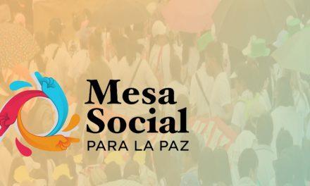 Llamamiento a fortalecer la participación de la sociedad en los diálogos de paz