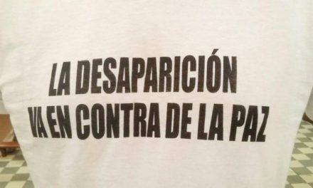 Acción urgente: Desaparecido líder comunal de la Gabarra