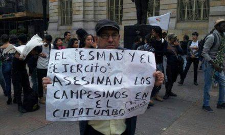 Denuncia pública por detenciones arbitrarias en el Catatumbo