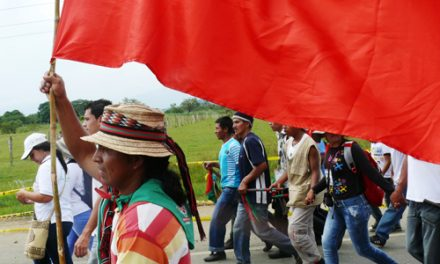 Respaldo al ejercicio de aplicación de justicia propia en comunidades del Norte del Cauca