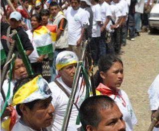 Sin freno sistemáticas agresiones de la fuerza pública contra integrantes de la comunidad Awá