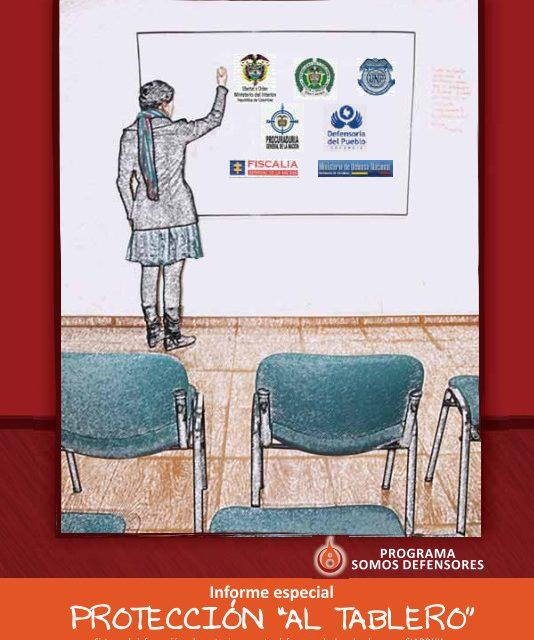 Informe especial: Protección al tablero