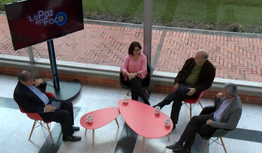 Sociedad civil explica importancia de negociación con ELN
