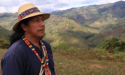 """""""No hay puente entre la justicia transicional y la indígena"""": Feliciano Valencia"""