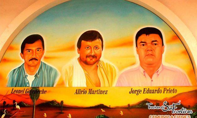 12 años de la Masacre de Caño Seco: El ejemplo y la humildad legado de Alirio, Jorge y Leonel