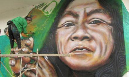 «Toribío no es como lo pintan, es como lo pintamos»: Minga de Muralismo