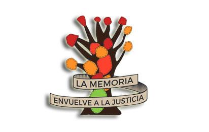 La Memoria envuelve la Justicia: Acto Simbólico contra la impunidad y el olvido