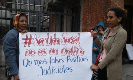 Detenidos Líderes del Congreso de los Pueblos y  Cumbre Agraria  en el Sur de Bolivar